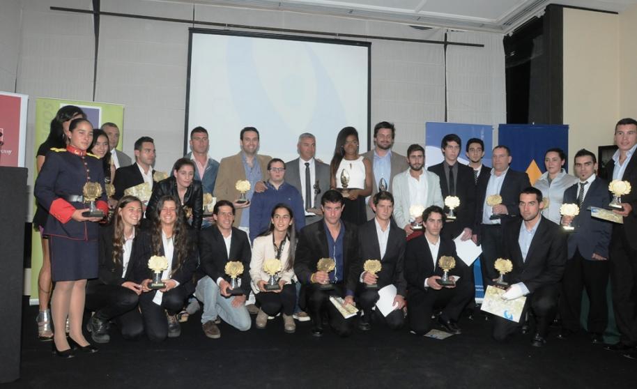 Repetición de los Premios Charrúa