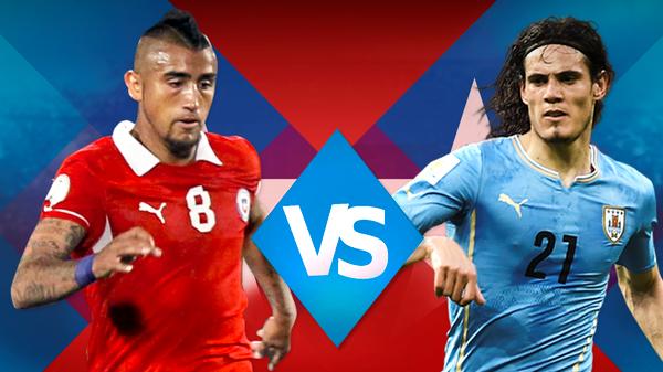 Acreditaciones paras Uruguay – Chile