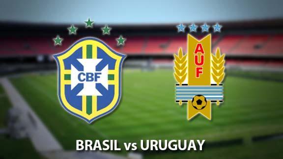 Acreditaciones para Brasil vs. Uruguay