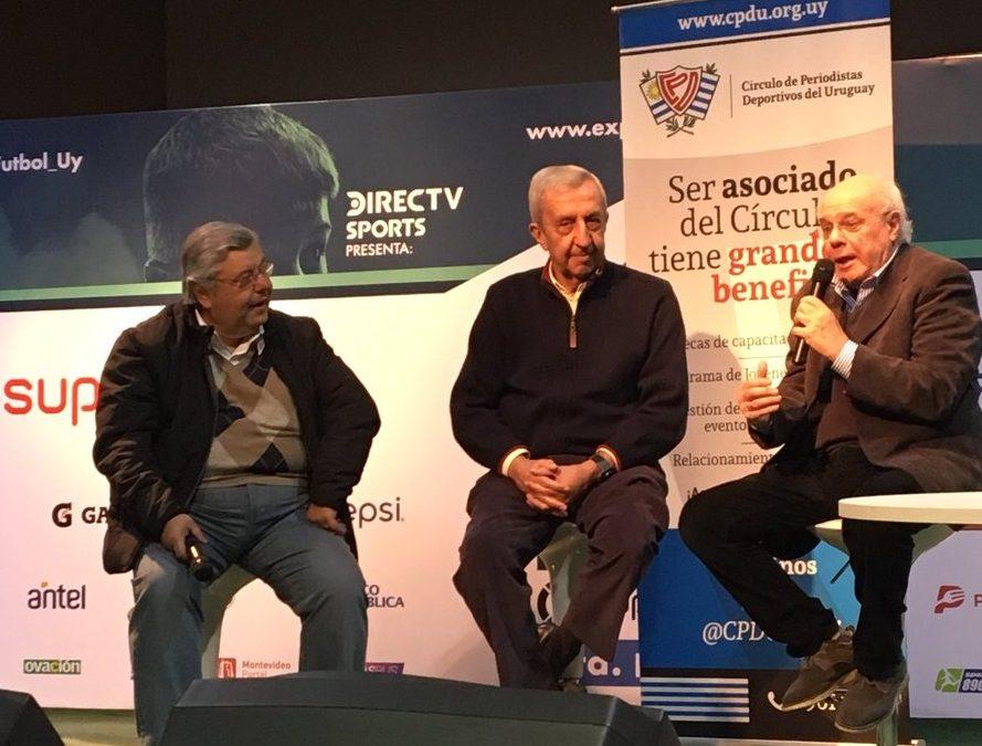 EXPO FÚTBOL 2018: ¡Exitosa presencia del CPDU!