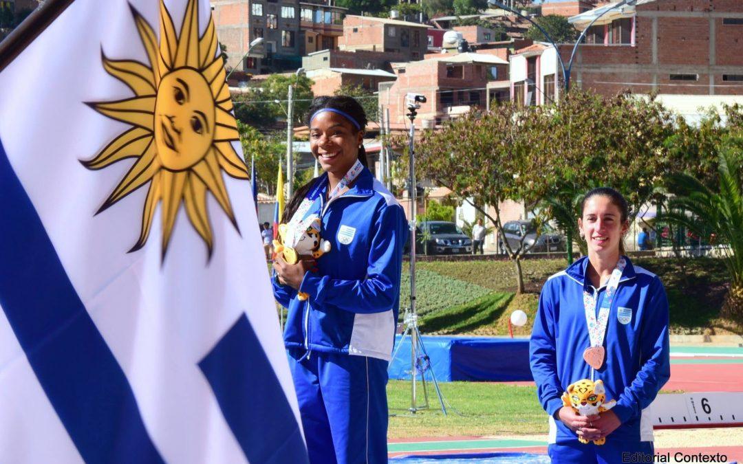 5 oros para Uruguay