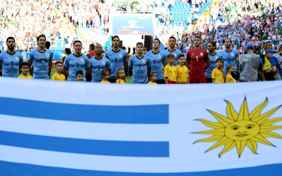 Rusia 2018: Uruguay entre los 16 mejores