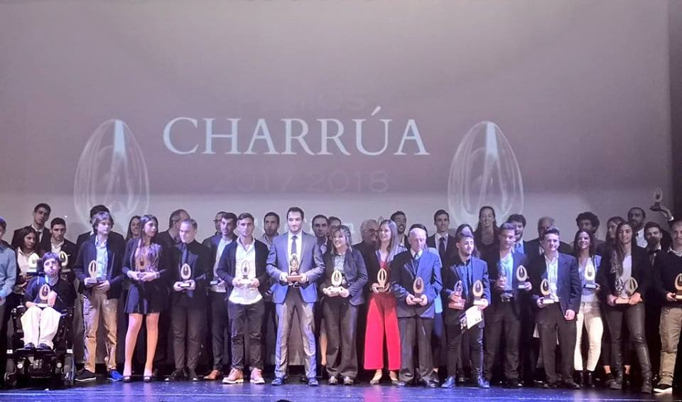 Premios Charrúa: Gran Gala del Deporte 2018
