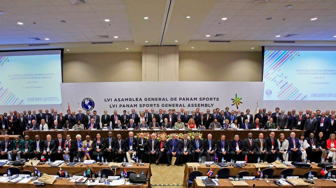 Asamblea General de Panam Sports
