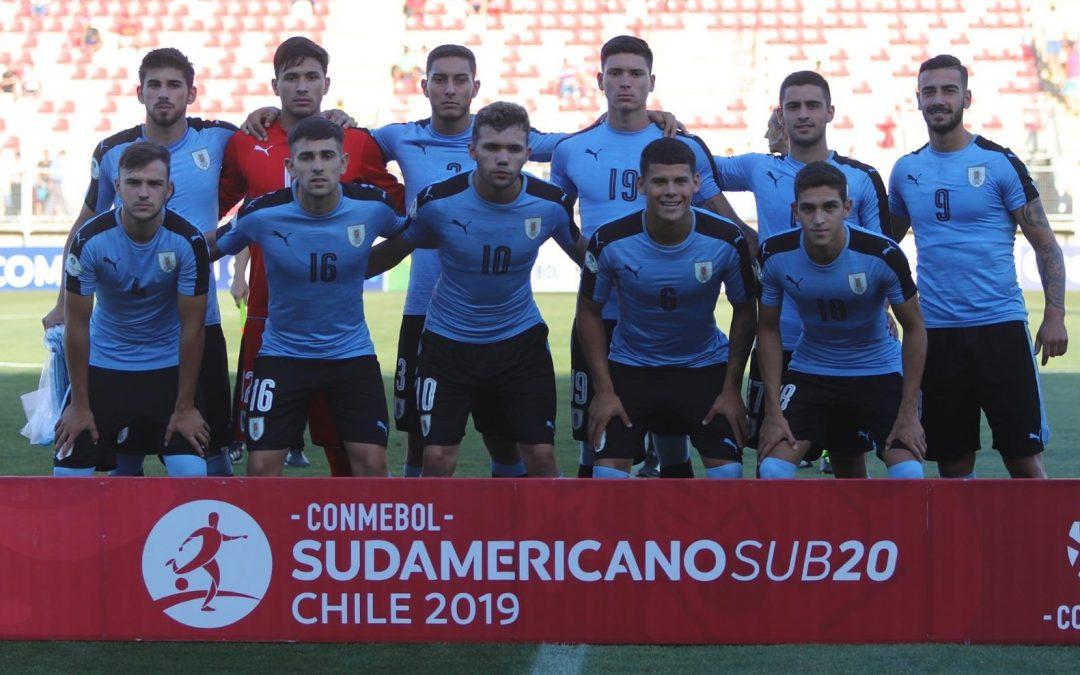 Sudamericano sub 20 – «Juventudes de América»