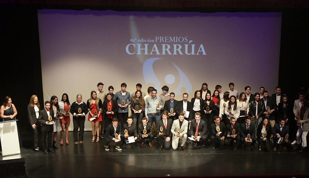 Premios Charrúa 2019