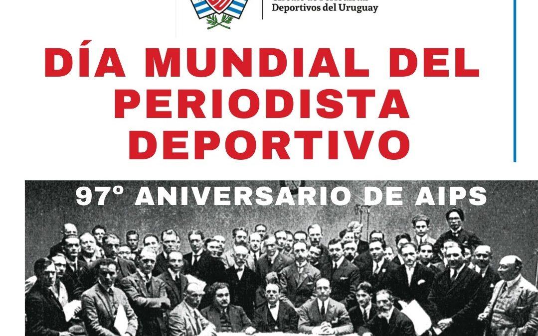 Día Mundial del Periodista Deportivo